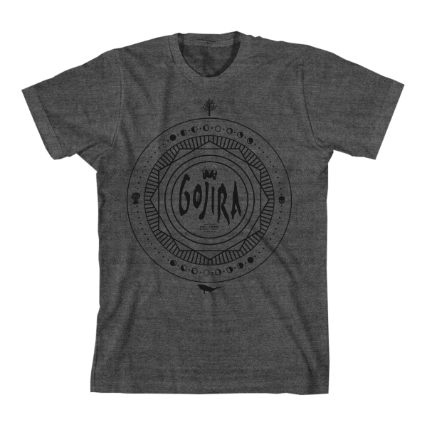 Gojira Moon Phases T-Shirt