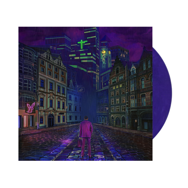 Creeper Eternity In Your Arms Coloured Vinyl