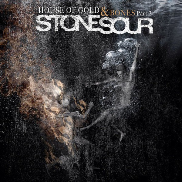House of Gold & Bones Part 2 CD Album