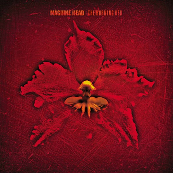 The Burning Red CD Album
