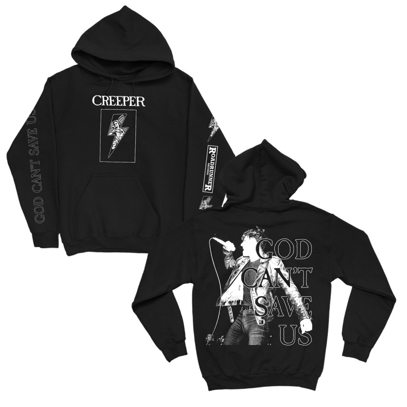 God Can't Save Us Hoodie