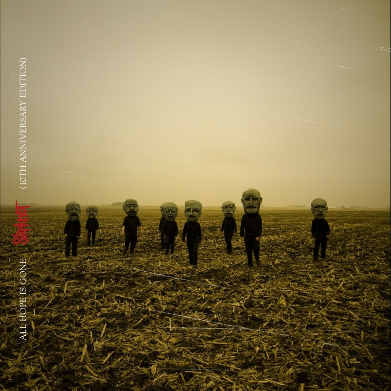 All Hope Is Gone 10th Anniversary 2cd