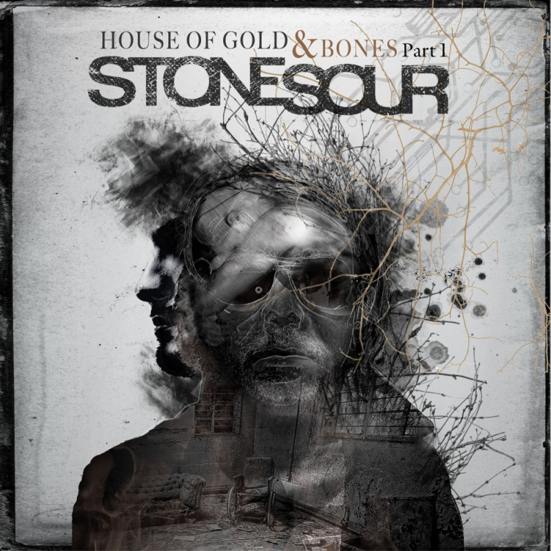 House of Gold & Bones Part 1 CD Album