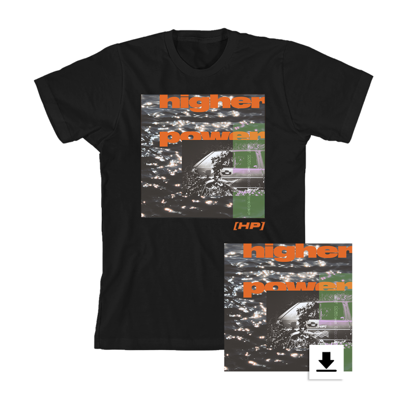 27 Miles Underwater Digital Album + Black T-Shirt