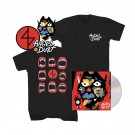 Pretty Buff T-Shirt CD Bundle