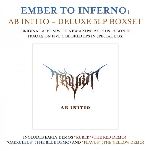 Ember To Inferno: Ab Initio - Deluxe 5LP Box