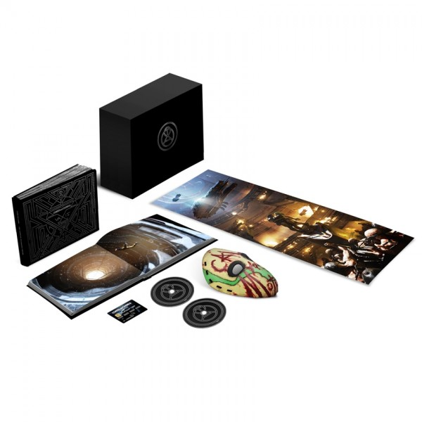 VAXIS – ACT I: THE UNHEAVENLY CREATURES - LIMITED EDITION Deluxe Box Set