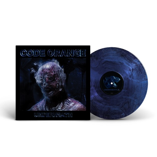 Underneath 'Translucent Galaxy' Vinyl