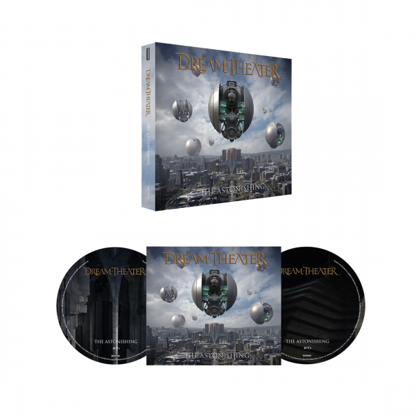 The Astonishing 2 CD Set