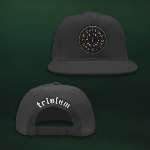 Calling Out Snapback Hat