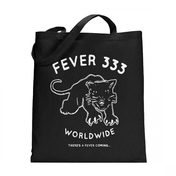Fever Worldwide Tote Bag