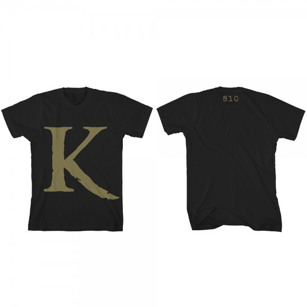 KING 810 Big K Gold T-Shirt