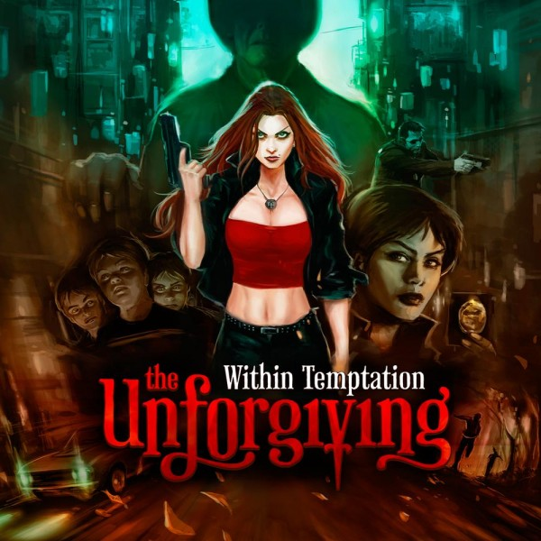 The Unforgiving CD Album