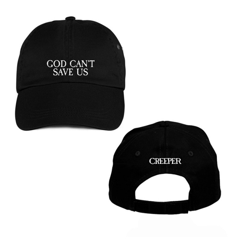 God Can't Save Us Cap
