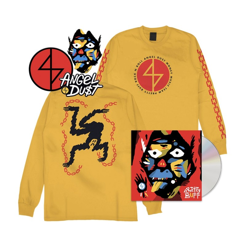 Pretty Buff Longsleeve CD Bundle