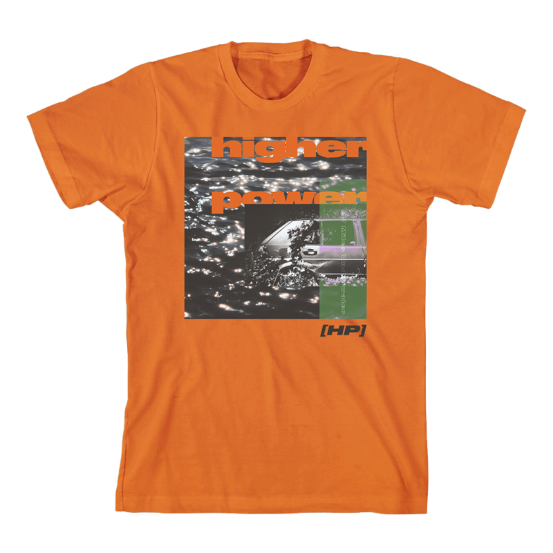 HP Cover Orange T-Shirt
