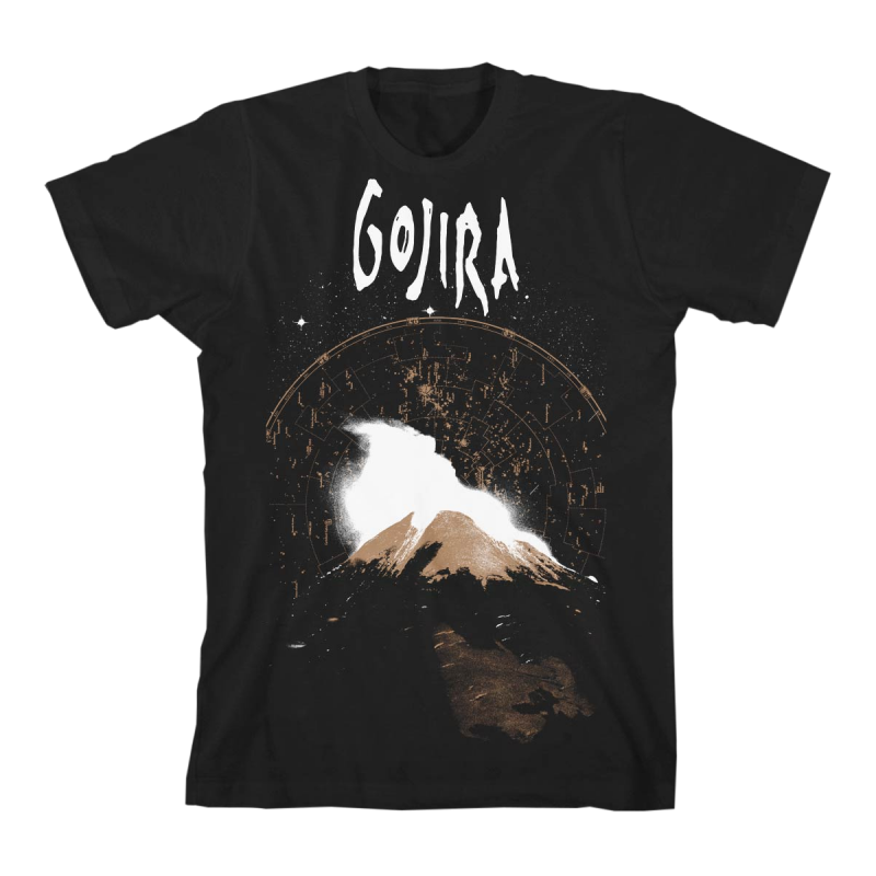 Gojira Mountain Beyond T-Shirt