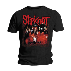 Slipknot Band Frame T-shirt