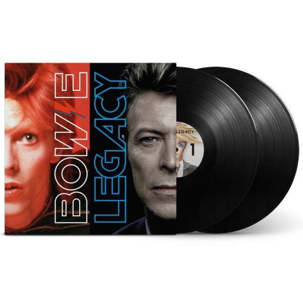 David Bowie | Legacy (The Very Best of David Bowie) (2LP)