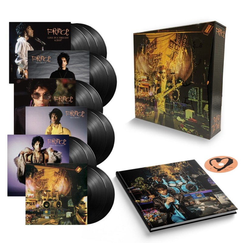 Sign O' The Times (Super Deluxe Edition 13LP+DVD) (Default)