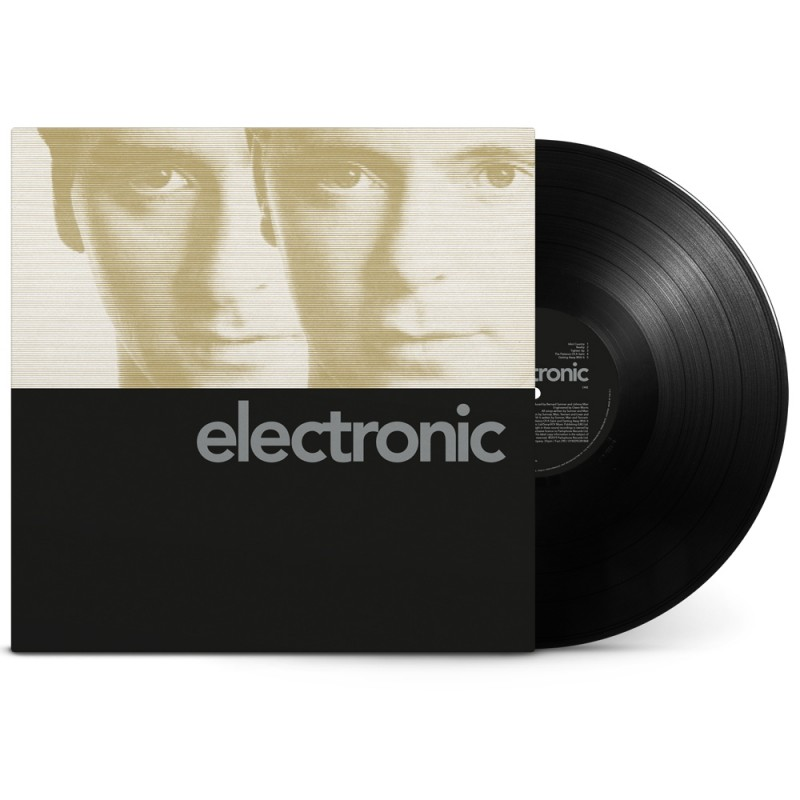 Electronic (1LP Black)