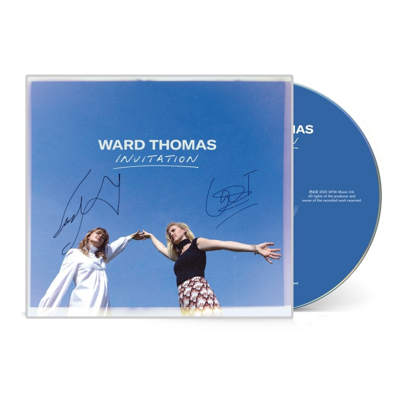 Invitation CD (SIGNED)