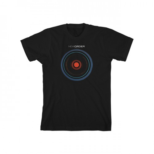 Blue Monday Black T-Shirt