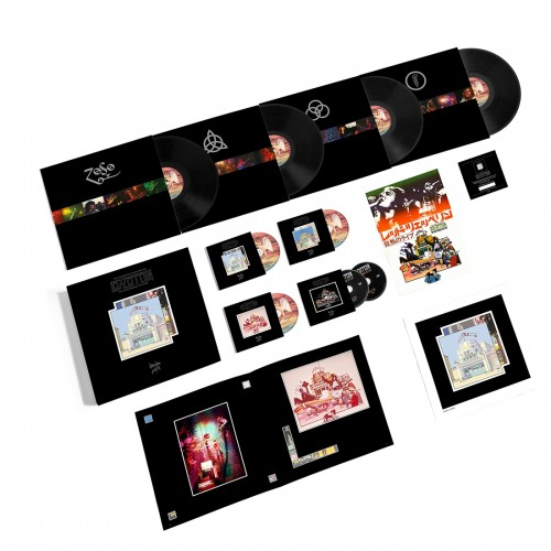 The Song Remains the Same (Super Deluxe Boxset) (Default)