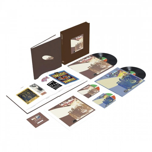 Led Zeppelin II (Super Deluxe Edition Boxset) (Default)