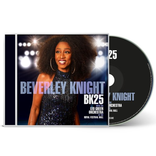 BK25: Beverley Knight with The Leo Green Orchestra at the Royal Festival Hall (Signed CD)