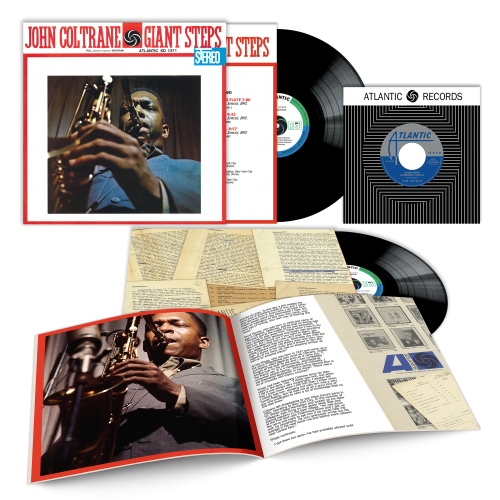 """Giant Steps (60th Anniversary Deluxe Edition) 2LP + Exclusive 7"""" Single"""