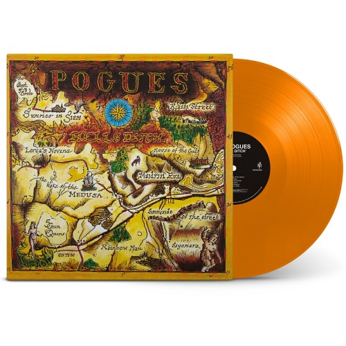 The Pogues | Hell's Ditch (1LP Orange)