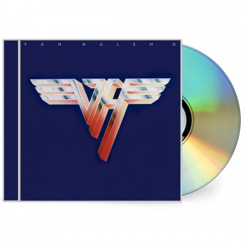 Van Halen II (Remastered) (1CD)