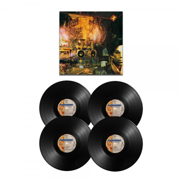 Sign O' The Times (Deluxe Edition 4LP) (Default)