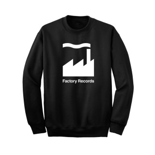 Emblem Black Sweatshirt