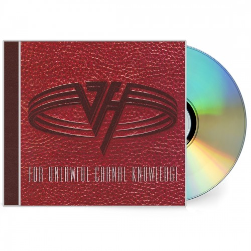 For Unlawful Carnal Knowledge (1CD)