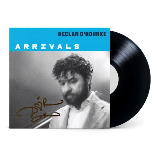 Arrivals (Signed Black Vinyl)