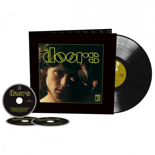 The Doors (50th Anniversary Deluxe Edition) Boxset