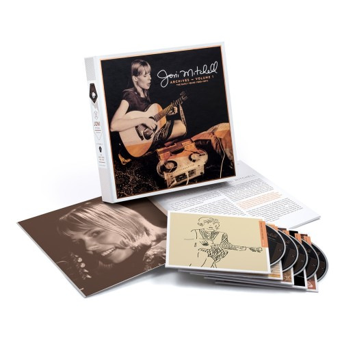 Joni Mitchell | Archives - Vol 1: The Early Years (1963-1967) [5CD]