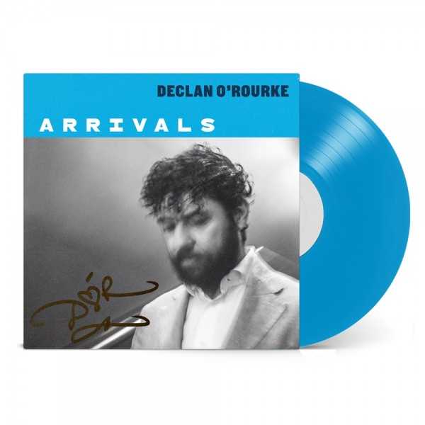 Declan O'Rourke | Arrivals (Signed Coloured Vinyl)