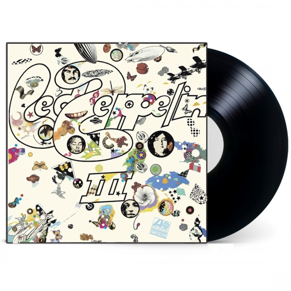 Led Zeppelin III (2014 Remaster) [1LP]