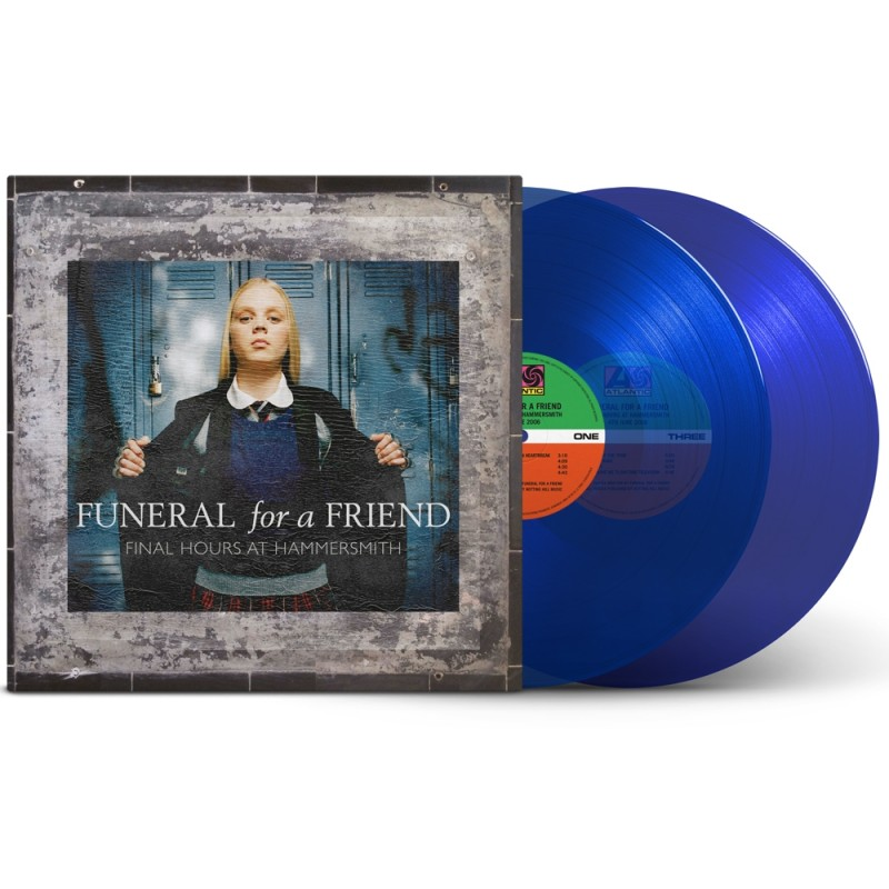 Final Hours At Hammersmith (2LP Transparent Blue)