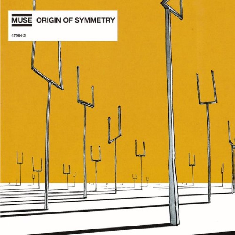 Origin Of Symmetry (1CD)
