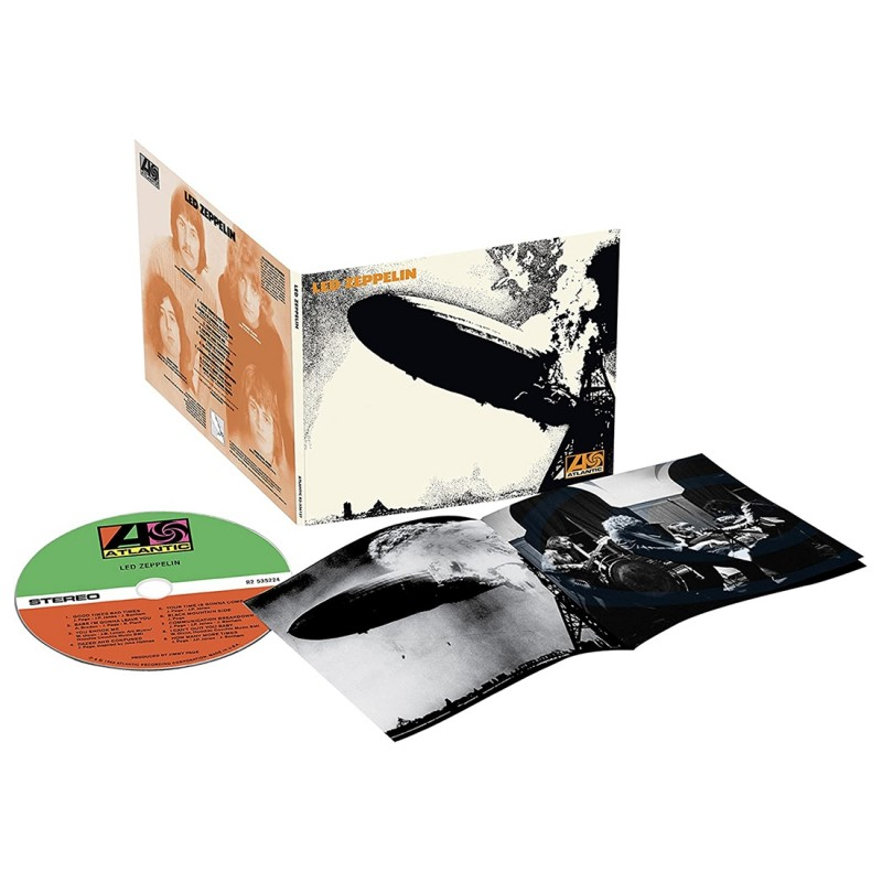 Led Zeppelin (1CD)
