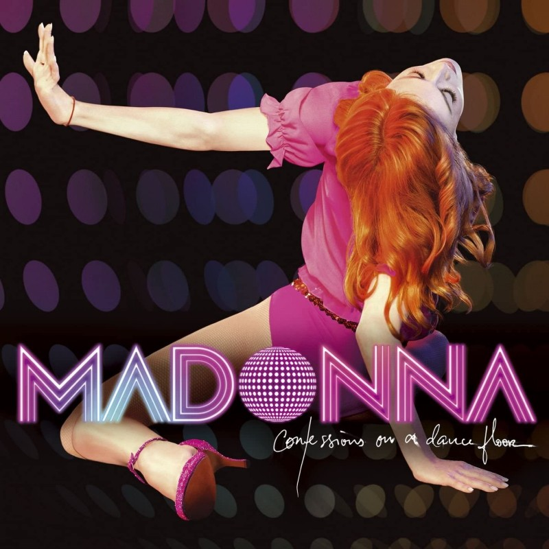 Confessions on a Dance Floor (1CD)