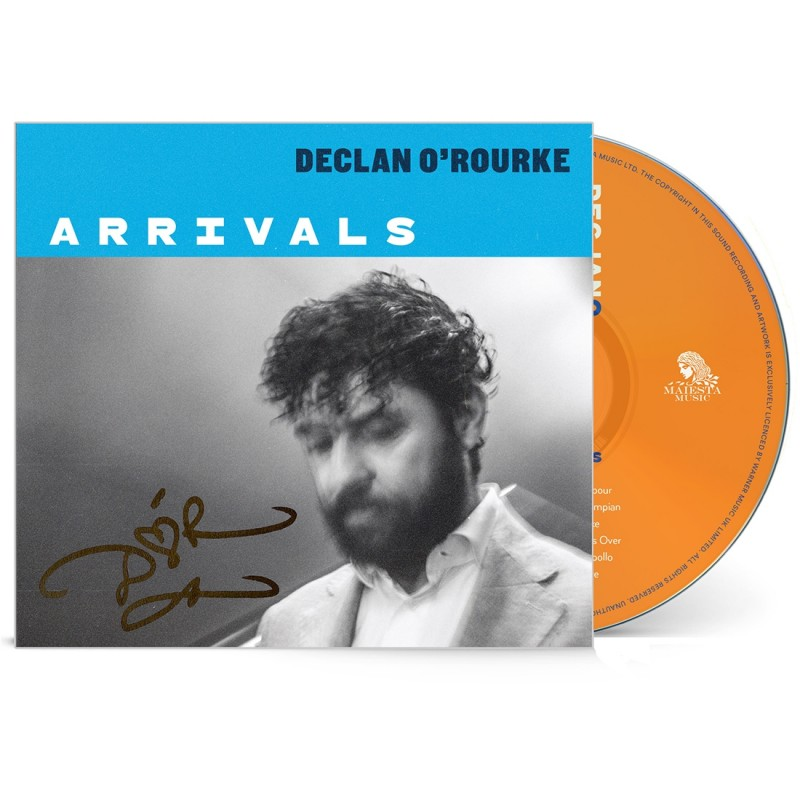 Arrivals (Signed CD)