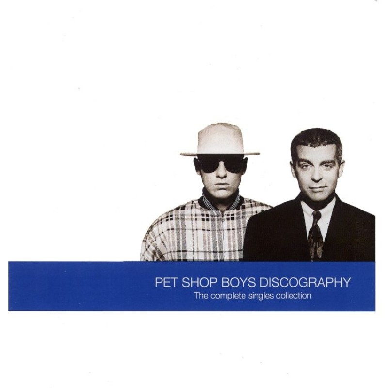 Discography - Complete Singles Collection (1CD)