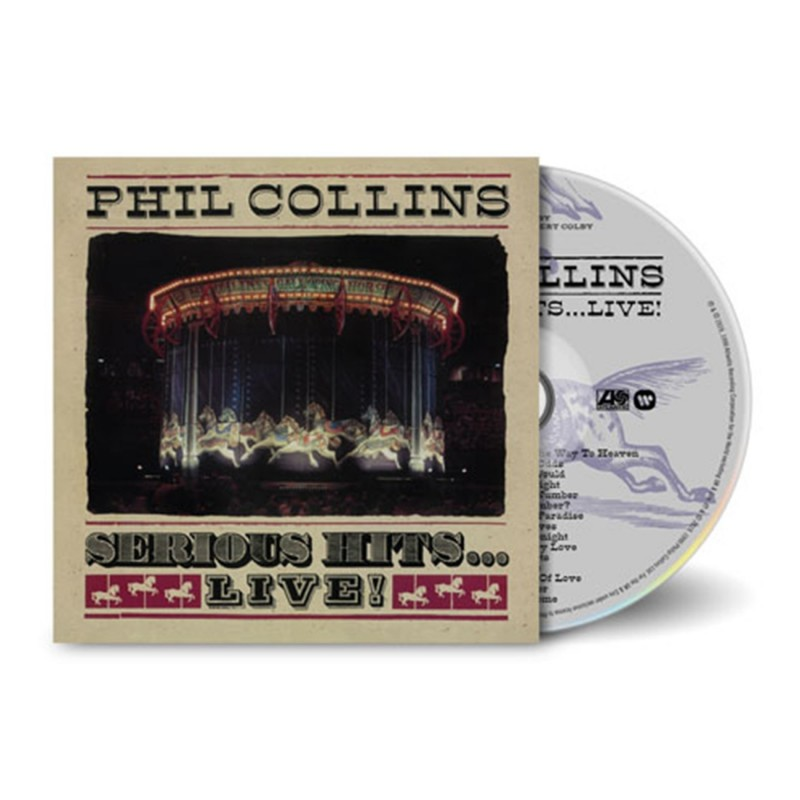 Serious Hits...Live! (1CD)