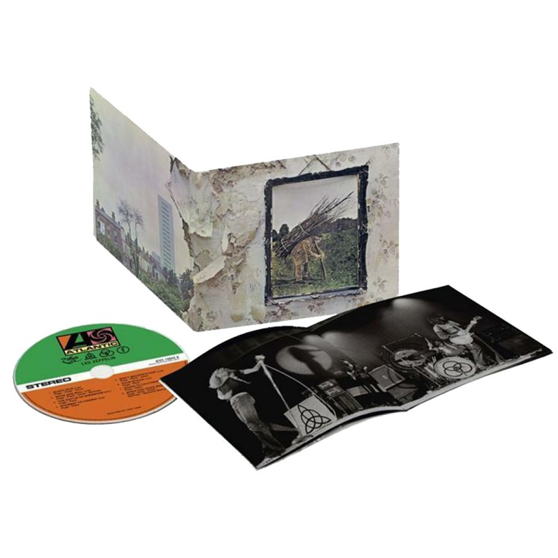 Led Zeppelin IV (1CD)