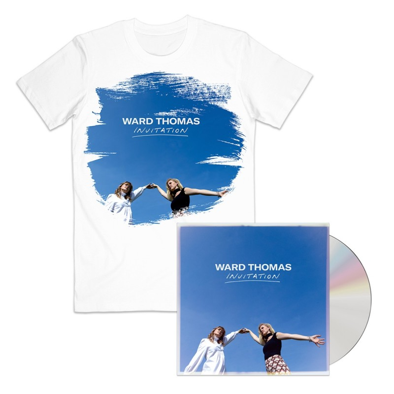 Invitation CD + T-Shirt Bundle
